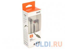 Наушники (<b>гарнитура</b>) <b>JBL T210</b> Black — купить по лучшей цене в ...