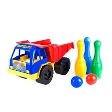 <b>Самосвал Белаз</b>+Кегли, игрушка <b>Кассон</b> (в асс) 3-265 - купить в ...