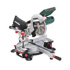 <b>Metabo KGS216M</b> Laser Slide Compound Mitre Saw 216mm ...