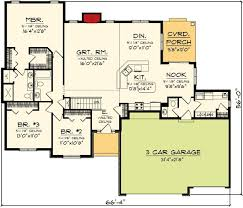 images about House Plans on Pinterest   House plans  Master     bedrooms  no bonus room or basement