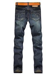 <b>2018 New Men's Vintage</b> Jeans Men's Wild Straight Slim Trousers ...