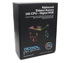 Тест и обзор: <b>Alphacool Eisbaer</b> Aurora 240 - расширяемая СВО с ...