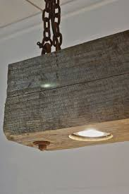 table light fixtures rustic island