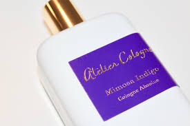 Black, White & Purple – <b>Atelier Cologne Mimosa Indigo</b> Perfume ...