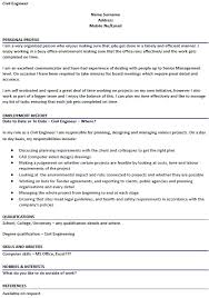 cv civil engineer template   resume buildercv civil engineer template civil engineer resume template  free word excel pdf civil engineer cv