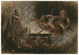 macbeth iv the witches cauldron graphic f gilbert hag macbeth iv 3 the witches cauldron graphic f gilbert