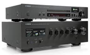 Тест CD-проигрывателя <b>Yamaha</b> CD-N301 и усилителя <b>Yamaha</b> ...