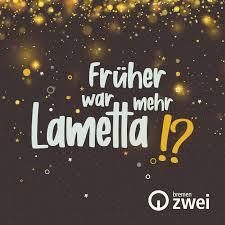 Früher war mehr Lametta!