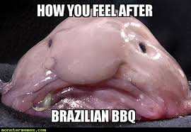 Brazilian BBQ - Monster Memes via Relatably.com