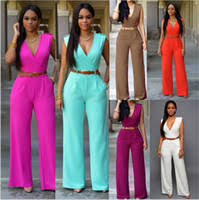 Full Length Jumpsuit Women NZ | DHgate <b>New</b> Zealand