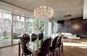 Modern Crystal Chandeliers For Dining Room Crystal Dining Room Chandelier Ingitk