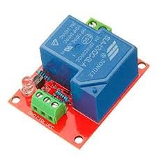 3pcs BESTEP <b>12V 30A 250V</b> 1 Channel Relay High Level: Amazon ...