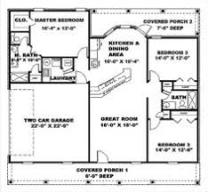 ideas about Simple House Plans on Pinterest   House plans    simple house plans   great room   Sq Ft House Plans  Beautiful and Modern