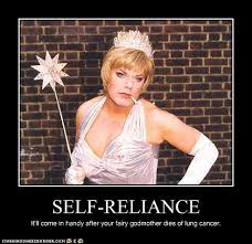 SELF-RELIANCE - Funscrape via Relatably.com