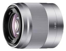 Купить <b>Объектив SONY</b> 50mm f/1.8 <b>SEL50F18</b> в интернет ...