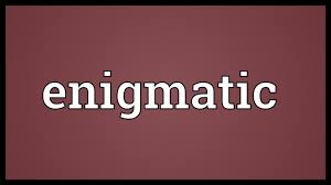 enigmatic meaning enigmatic meaning