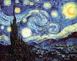 """Résultat de recherche d'images pour """"ciel étoilé van gogh"""""""