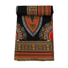 <b>African Print 100</b>% Cotton Fabrics