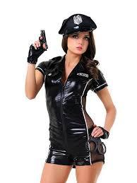 <b>Игровой костюм Le Frivole</b> Эротический Полицейский – черный ...