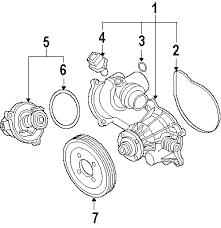 parts com® bmw 750li belts pulleys oem parts 2006 bmw 750li base v8 4 8 liter gas belts pulleys