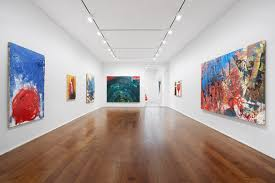 a visual essay on gutai at hauser wirth contemporary art daily full