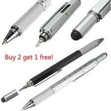 Creative Handy Tech Tool Ballpoint Pen Screwdriver Ruler ... - Vova