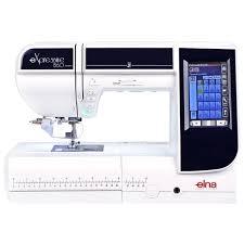 Стоит ли покупать <b>Швейная машина Elna</b> Expressive <b>860</b> ...