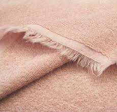 Remnant <b>1m Organic</b> Woven Terry Cloth Zephyr, GOTS-certified ...