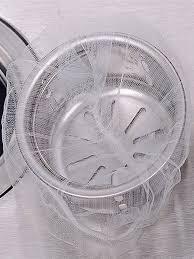 Buy <b>100 PCS</b> Disposable Mesh <b>Sink</b> Sewer Filter Bag Strainer ...