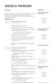 manager example resume assistant  tomorrowworld coassistant property manager resume sles sample resume assistant property manager resume sles   manager example resume assistant