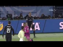 MATCH 6: Club América vs Real Madrid - FCWC 2016 - YouTube