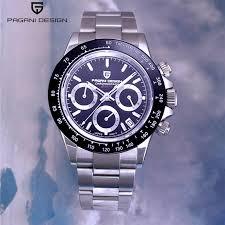 <b>PAGANI DESIGN</b> 2019 <b>New Men's</b> Watches Quartz Business watch ...