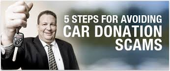 Avoid Scams When Making Car Donations in Virginia, D.C & Maryland