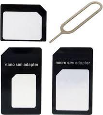 <b>Адаптер Red Line</b> 3 в 1 nanoSIM/microSIM/SIM - отзывы ...