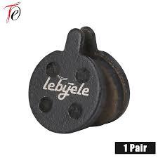 LeBycle One <b>pair</b> of Bike Disc <b>Brake</b> Pads Resin MTB Bicycle blocks ...