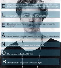 acrostic poem eleanor roosevelt points rensen acrostic poem eleanor roosevelt 5 points