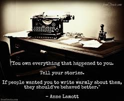 Best seven important quotes by anne lamott images German via Relatably.com