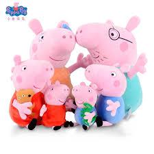 Detail Feedback Questions about <b>2Pcs</b>/<b>set 19cm Peppa Pig</b> Plush ...