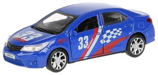 Легковой автомобиль <b>ТЕХНОПАРК</b> Toyota Corolla <b>Спорт</b> ...