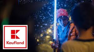 STAR WARS Weihnachtsspot – Das Gute in Dir   Kaufland - YouTube