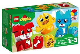 <b>Конструктор LEGO DUPLO</b> 10858 <b>Мои</b> первые домашние ...