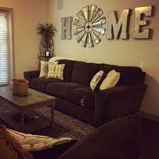 chic large wall decorations living room: theres no place like home windmill decor fun middot large wall decor living room