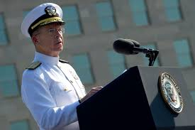 u s department of defense photo essay navy adm mike mullen chairman of the joint chiefs of staff delivers remarks