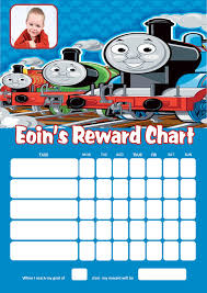 10 best images of thomas the train sticker chart reward chart reward chart thomas the tank engine