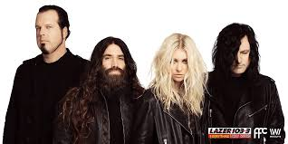 RESCHEDULED: The <b>Pretty Reckless</b> – Tickets – Wooly's – Des ...