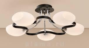 <b>Потолочная люстра</b> на 5 лампочек <b>Citilux</b> Октава <b>CL131152</b> ...