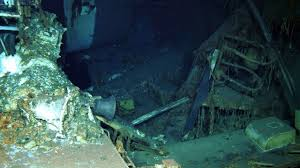 Expedition financed by Paul Allen locates wreckage of the USS ...