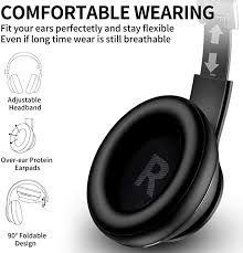 Picun B27 Gaming Headset 80 Hrs Playtime Low ... - Amazon.com