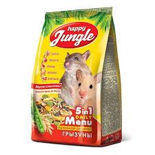 Корм <b>Happy Jungle для</b> грызунов 350г