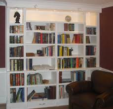 sweet bookshelf lighting options bookcase lighting ideas